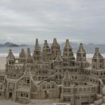 砂のお城(Sand castle)