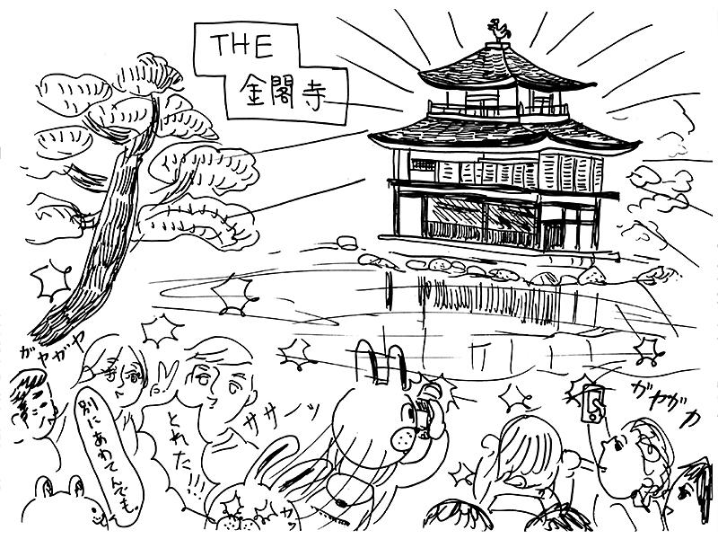 京都旅行に行きました その3